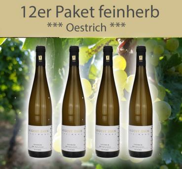 2018 VDP.ORTSWEIN Oestrich Feinherb 12x0,75l