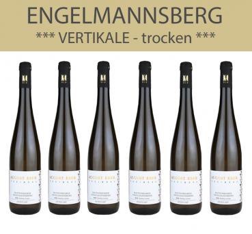 6er Engelmannsberg trocken 3 Jahrgänge VDP.ERSTE LAGE 6x0,75l