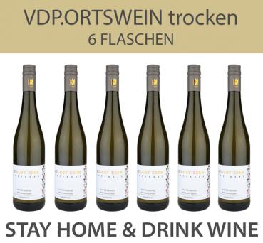 2017 VDP.ORTSWEIN Hattenheim trocken 6x0,75l